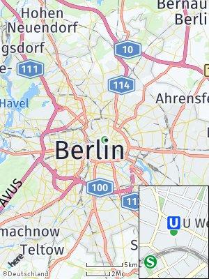 Here Map of Berlin