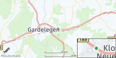 Google Map of Kloster Neuendorf