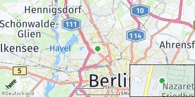 Google Map of Reinickendorf