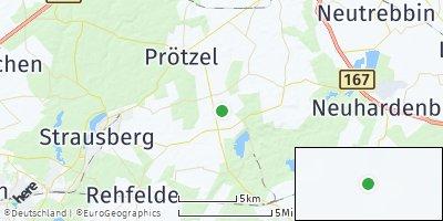 Google Map of Oberbarnim
