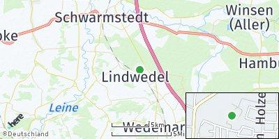 Google Map of Lindwedel