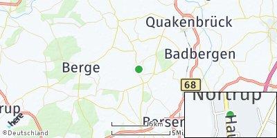 Google Map of Nortrup
