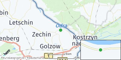 Google Map of Bleyen-Genschmar