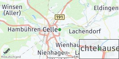 Google Map of Lachtehausen