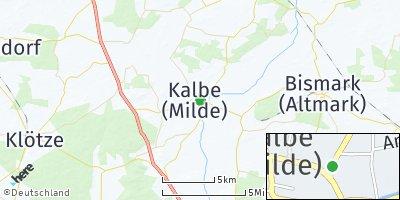 Google Map of Kalbe