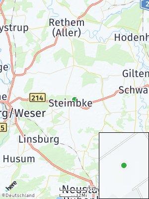Here Map of Steimbke