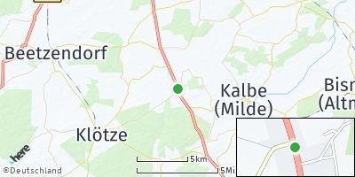 Google Map of Kakerbeck