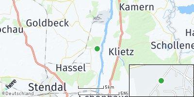 Google Map of Arneburg