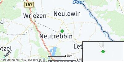 Google Map of Neutrebbin