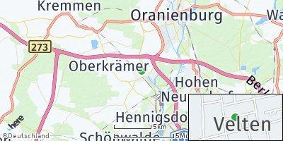 Google Map of Velten