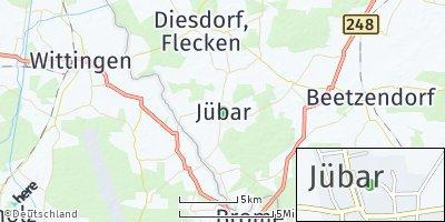 Google Map of Jübar
