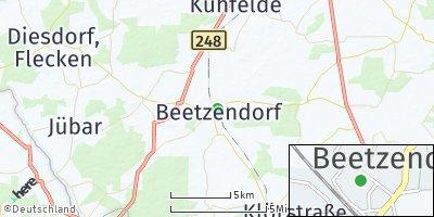 Google Map of Beetzendorf