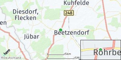 Google Map of Rohrberg