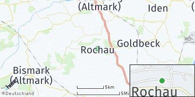 Google Map of Rochau