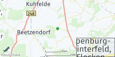 Google Map of Flecken Apenburg