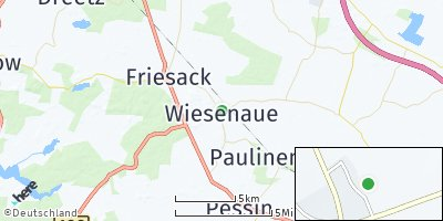 Google Map of Wiesenaue