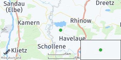 Google Map of Havelaue