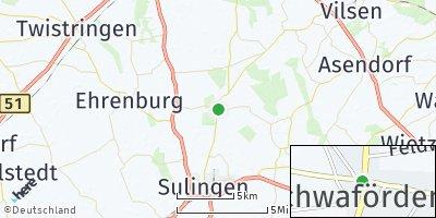 Google Map of Schwaförden