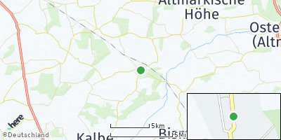 Google Map of Brunau