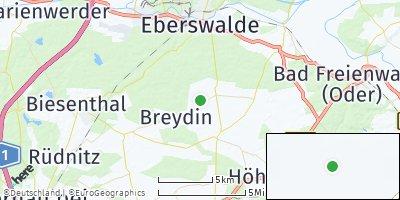 Google Map of Breydin