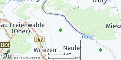 Google Map of Oderaue
