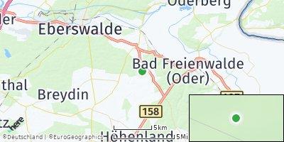 Google Map of Falkenberg