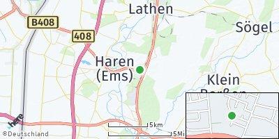Google Map of Emmeln