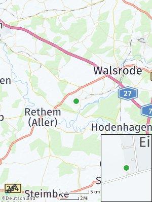 Here Map of Klein Eilstorf
