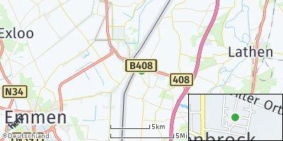 Google Map of Rütenbrock