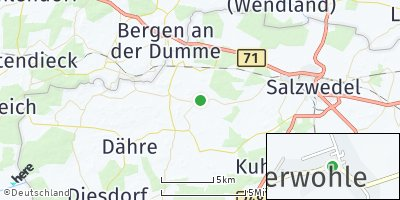 Google Map of Osterwohle