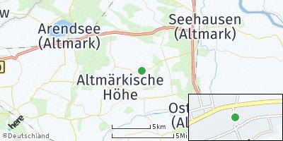 Google Map of Bretsch