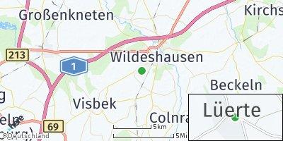 Google Map of Lüerte