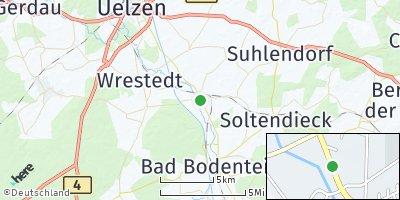 Google Map of Wieren
