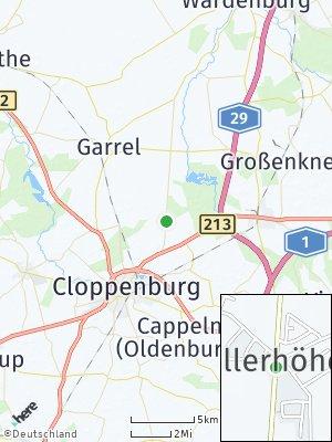 Here Map of Kellerhöhe