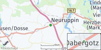 Google Map of Dabergotz