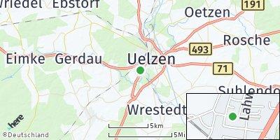Google Map of Veerßen