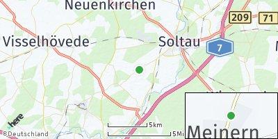 Google Map of Meinern