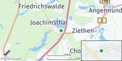 Google Map of Althüttendorf