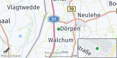Google Map of Dersum