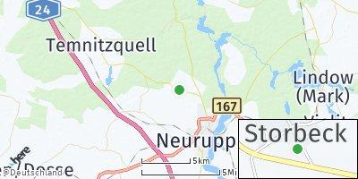 Google Map of Storbeck-Frankendorf