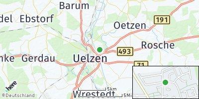 Google Map of Oldenstadt
