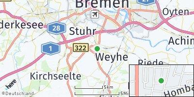 Google Map of Erichshof