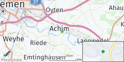 Google Map of Uesen