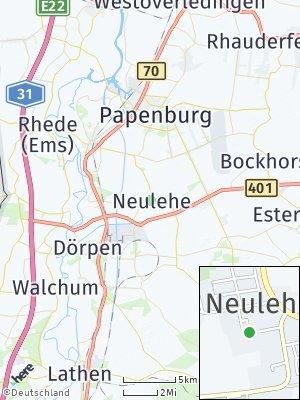 Here Map of Neulehe