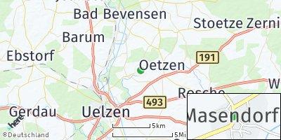 Google Map of Masendorf