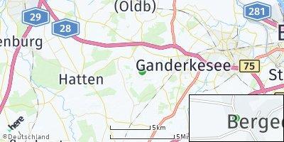 Google Map of Bergedorf