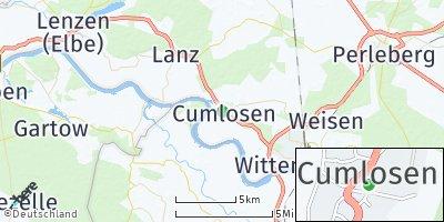 Google Map of Cumlosen