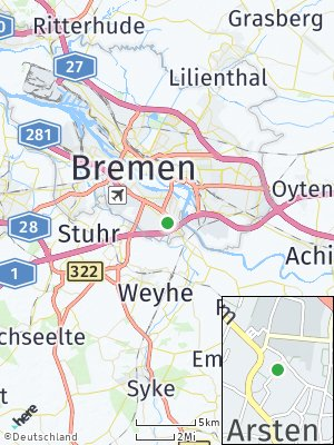 Here Map of Arsten
