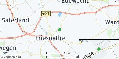 Google Map of Hohefeld