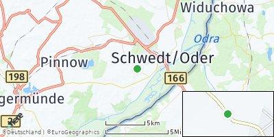 Google Map of Berkholz-Meyenburg